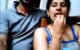 Ajay increased by Raveena Indian webcam strengthen